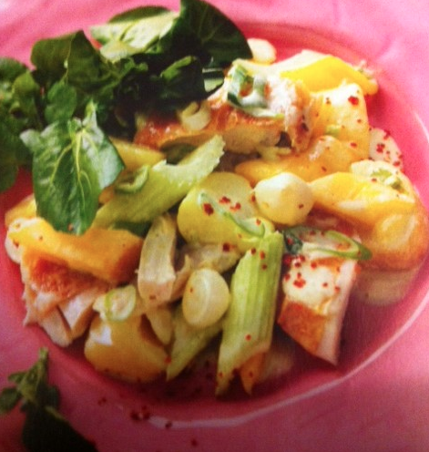 Coronation Salad – Krönungsfeier-Salat