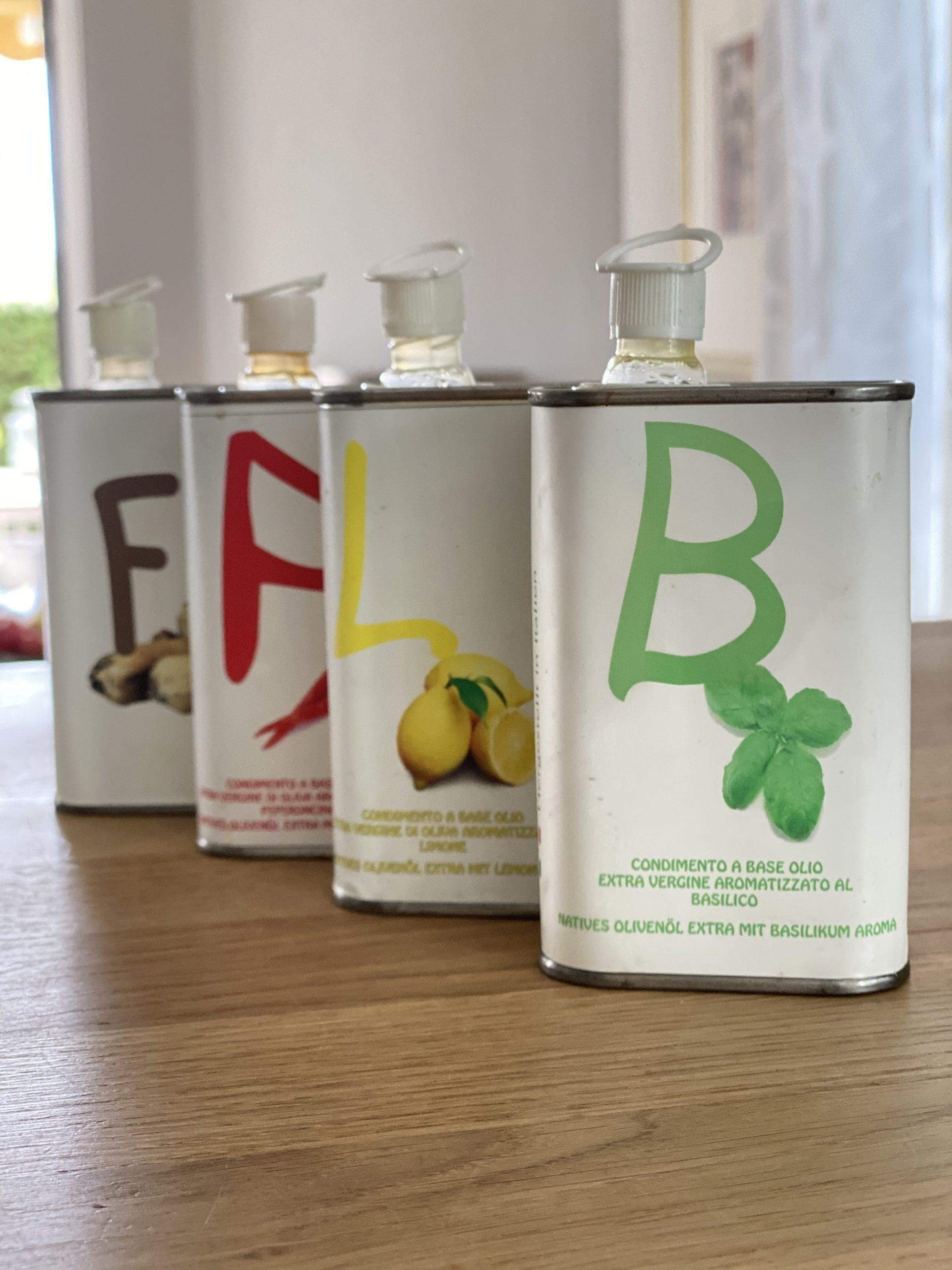 Limonenöl Katis Rezeptgeschichten