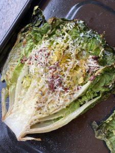 Katis Rezeptgeschichten Gegrillter Salat