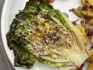 Katis Rezeptgeschichten Gegrillte Salatherzen