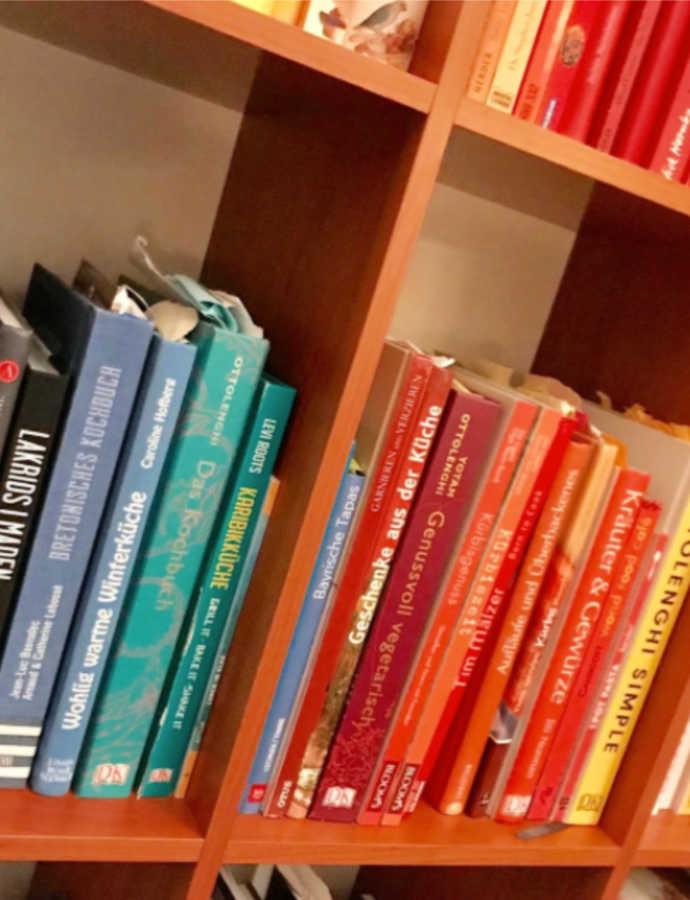 Von Büchern und Heimlichkeiten