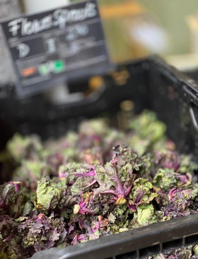 Flowersprout und Pasta