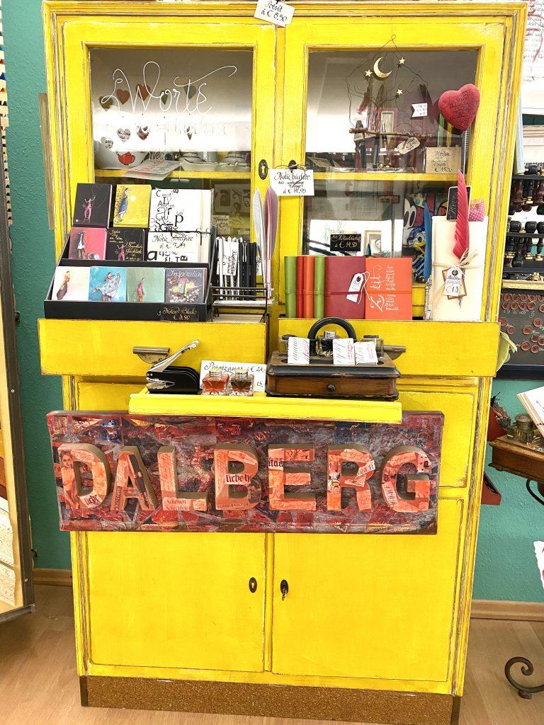 Galerie Dalberg Katis Rezeptgeschichten