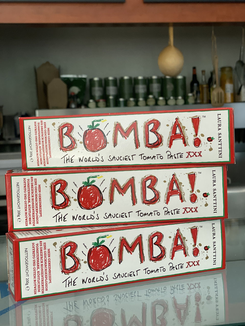 Bomba Tomaten Paste