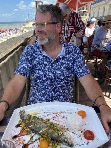 Carbourg Katis Rezeptgeschichte Mit dem Wohnmobil durch die Normandie