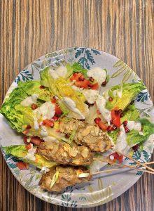 Kebab-Spieße Katis Rezeptgeschichten