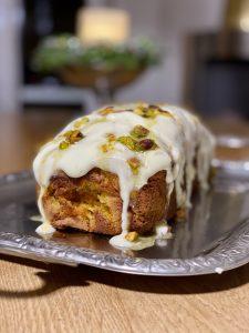 Orangen-Möhren-Kuchen Katis Rezeptgeschichten