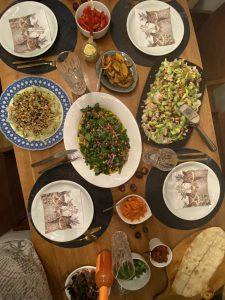 Kohlrabinudel-Salat Katis Rezeptgeschichten