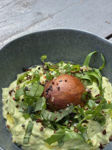 Schnelle Guacamole Katis Rezeptgeschichten