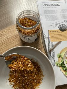 Tofu Asia Bowl Katis Rezeptgeschichten